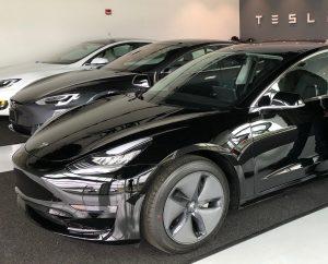 Tesla Model 3 protection film