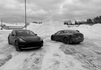Model 3 RWD ou AWD? –Notre verdict après un hiver québécois