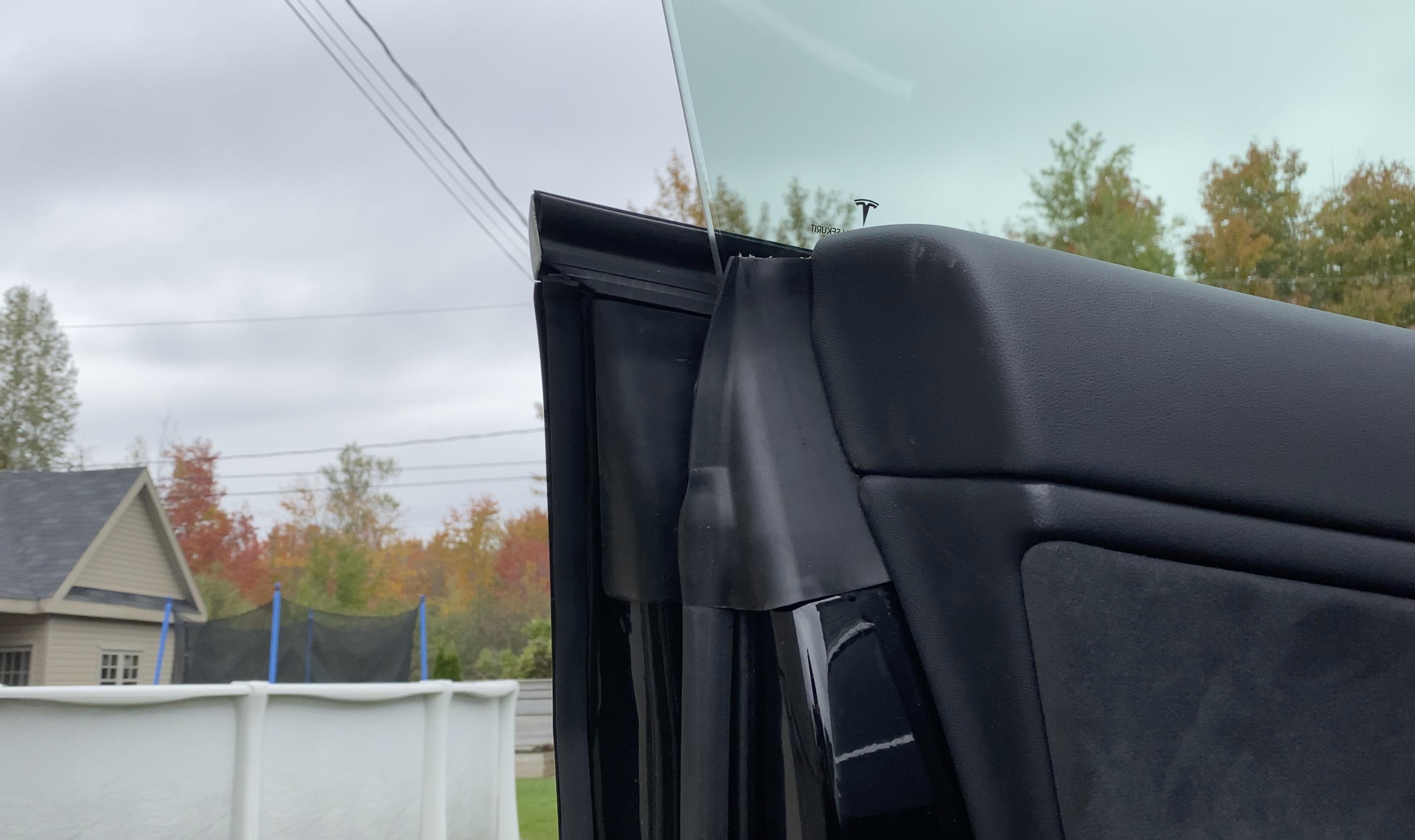 Comment Diminuer Le Bruit De La Route Et Du Vent De La Model 3
