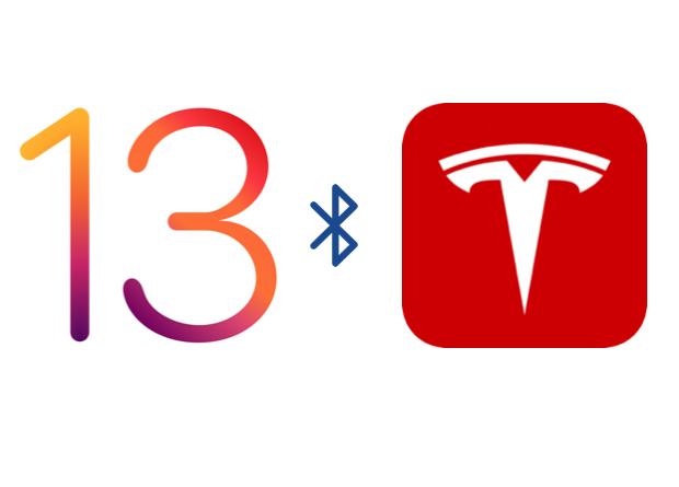 iOS 13 et Application Tesla – comment régler les problèmes de connexion