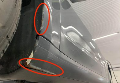Le problème de peinture de la Tesla Model 3. Un résumé de la situation.