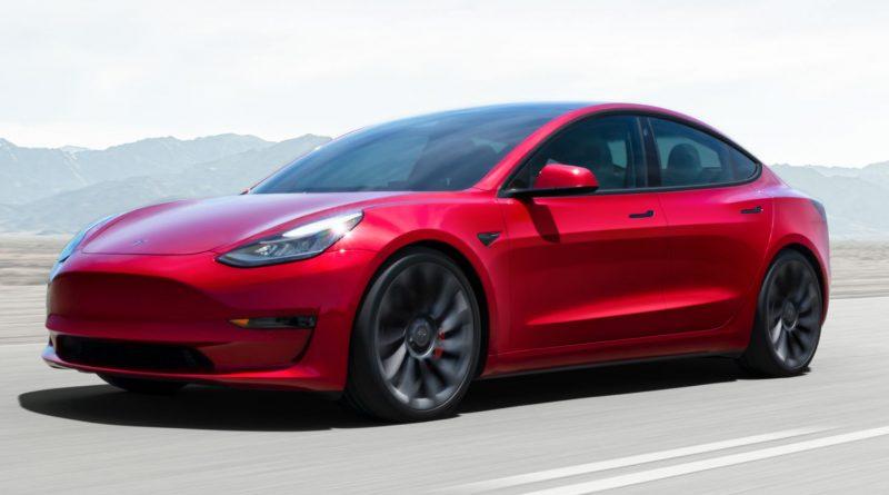 La Model 3 rafraîchie pour 2021! Toutes les améliorations de la nouvelle Model 3
