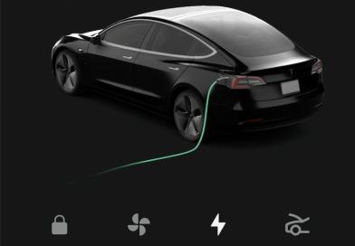 Nouvelle application Tesla (version 4.0) toutes les nouveautés